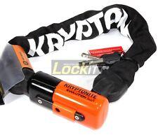 Kryptonite 1055 Evolution 4 Integrated Bicycle Gates Tools Chain Lock
