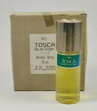 TOSCA 4711 75ml EdC Eau de Cologne 3 x NEU Rar Vintage