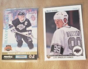 Huge Collection Lot of Wayne Gretzky NHL Hockey Cards! (180) Near-Mint ONLY Read