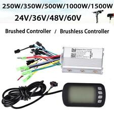 24/36/48/60V 250W/1500W Electric Scooter Speed Controller Motor For Bike Bicycle