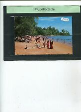 P648 # MALAYSIA USED PICTURE POST CARD * PORT DICKSON BEACH, NS