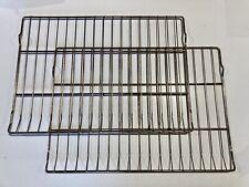 (Get 2) Whirlpool Oven Racks 74011813 Wp74011813 Wp7801P173-60 7801P173-60 R525