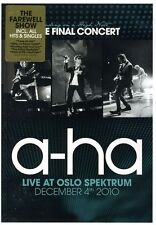 A-HA: ENDING ON A HIGH NOTE - FINAL CONCERT USED - VERY GOOD DVD