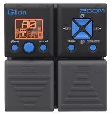 Zoom G1on - Multieffetto per Elettrica