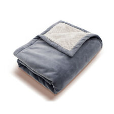 Mobile Portable USB Power QC2.0 /3.0 Heating Throw/Blanket 3 Temperature Control