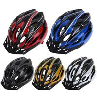 Safety Adjustable Bicycle Bike Adult Youth Helmet Cycling Mountain Riding Gear