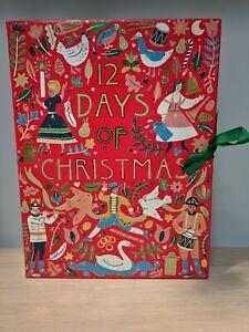 Lush 12 Days Of Christmas Gift Set BRAND NEW