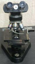 Leitz microscopio de campo luminoso