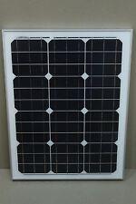New 50 Watt 12v Monocrystalline Solar Panel 50W - Brand New