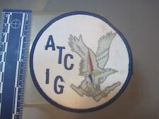 USAF ATC AIR TRAINING COMAND INSPECTOR GENERAL  LARGE PATCH
