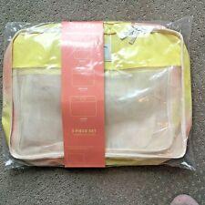 NEW IN BAG! ~CALPAK~ PACKING CUBES 3 PIECE SET MSRP $40