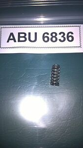 ABU 501, 503, 505, 506, 506M, 507, 508 & 520 MODELS WINDING CUP SHAFT SPRING.