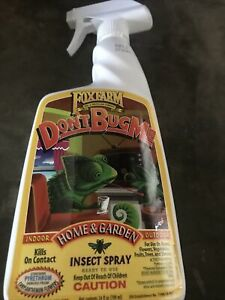 FoxFarm  Don't Bug Me Home And Garden Insect Spray