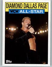2016 WWE Heritage NWO/WCW All Star #22 Diamond Dallas Page