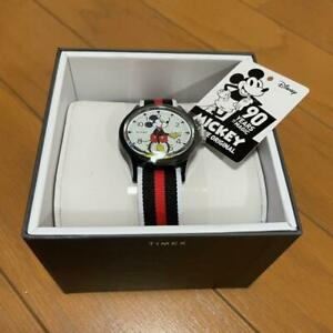 TIMEX × BEAMS Collaboration Mickey Mouse 90th Anniversary Watch