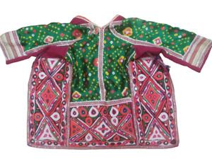 Classic Banjara Tribal Kuchi Hand span Emb Indian Traditional back Less Choli