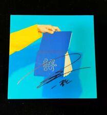 SHINee Kim Jonghyun Jong Hyun Autographed SHE IS FIRST SOLO ALBUM RARE Limited
