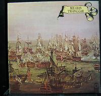 Bee Gees - Trafalgar LP VG+ SMAS-93923 Capitol Record Club RARE Vinyl 1971
