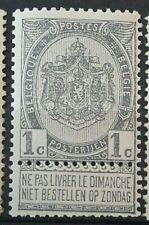 10 cent 1907 Belgique Belgïe Belgium Stamp Timbre Postzegel  81 a **