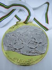 ALBERTVILLE 1992  Olympic Replica GOLD MEDAL