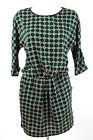 Zara Basic Kleid Gr. S Sommerkleid Shirtkleid Freizeitkleid Dress Robe