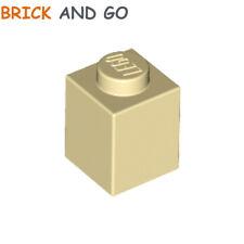 Lego Star Wars / Classique 80 Pièces de construction 3005/4113915 en Beige 1x1