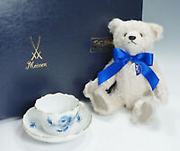 "RARE "" STEIFF - MEISSEN SET FOR YEAR 2000, COMPLETE AND MINT, NRFB !!"