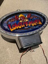 Luck Larry's Lobstermania Slot Machine Light Casino IGT Games
