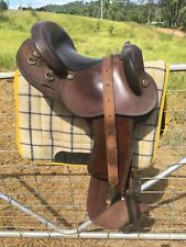 Syd Hill Half Breed Swinging fender stock saddle