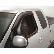 Side Window Vent-Aerovisor Off Road Front Wind Deflector fits 97-03 Ford F-150