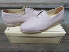 NEW Hanover Ultra Sport Dress Shoes Off White Size 10 M New Old Stock Leather