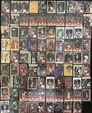 (89) PREMIUM MICHAEL JORDAN BASKETBALL CARD LOT *VARIOUS BRAND & YEARS* HOF GOAT