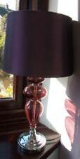 NEXT Chrome Contemporary Lamps
