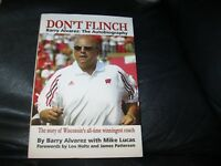 Don't Flinch Book Autographed by Don't Flinch JSA Auc Certified
