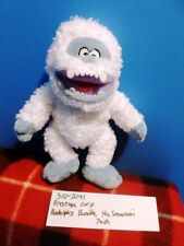 Prestige Corp. Rudolph's Bumble the Abominable Snowman beanbag plush(310-2141)
