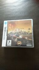 Need For Speed Undercover Nintendo game VGC