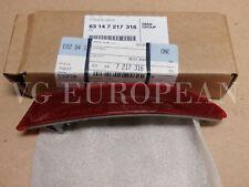 BMW Genuine F25 X3 Rear Bumper Left Reflector Red NEW 2011-2014