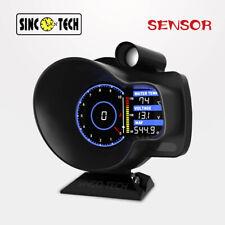 DO916S Sensor Sinco Tech Dash Boost Oil Pressure Exhaust Temperature digital