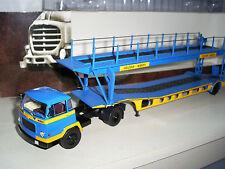 1/43 ALTAYA  camion UNIC MZ36 tca porte auto CAUSSE / WALLON , ixo