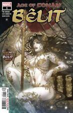 AGE OF CONAN BELIT #1 MARVEL REG SANA TAKEDA SHE-DEVIL OF THE SEA MARVEL 031319