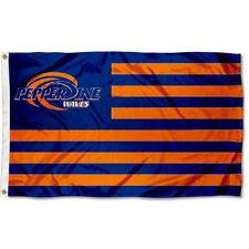 Pepperdine University Waves Stars and Stripes Nation USA Flag