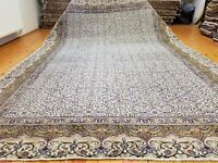 "Masterpiece  Antique 1920s Legendary 6'7"" x 9'7"" Wool Pile,Genuine Hereke Rug"