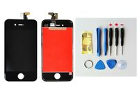 For iPhone4S GSM Replacement LCD Touch Screen Digitizer Glass Assembly Black