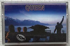 Made in Heaven, Queen. Cassette Album EMI Records 1995 Play Tested