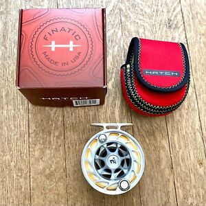 Hatch Finatic 3 Plus Fly Reel