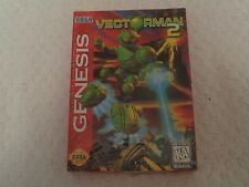 Sega Genesis Vectorman 2 Video Game