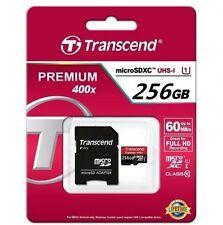 Memoria Micro SD 256 GB Premium 400 x