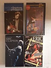 LOT K7 VIDEO VHS SPECIAL ERIC CLAPTON