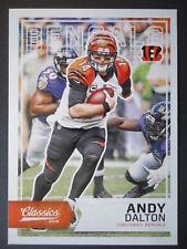 NFL 50 Andy Dalton Cincinnati Bengals Panini Classics 2016