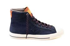 Converse Unisexe Star Player Suede Hi 153955 C Baskets Bleu UK 8 RRP £ 112 BCF712